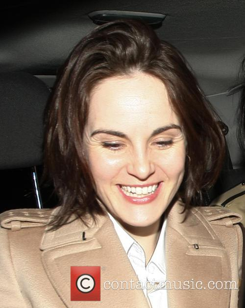 michelle dockery michelle dockery at loulou's 3512944