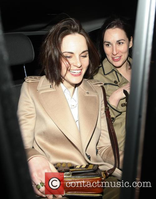 michelle dockery michelle dockery at loulou's 3512950