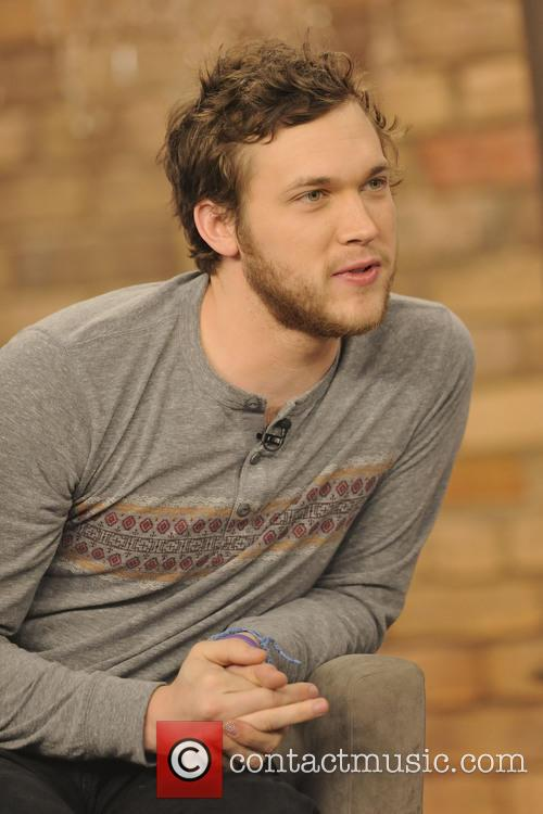American Idol and Phillip Phillips 2
