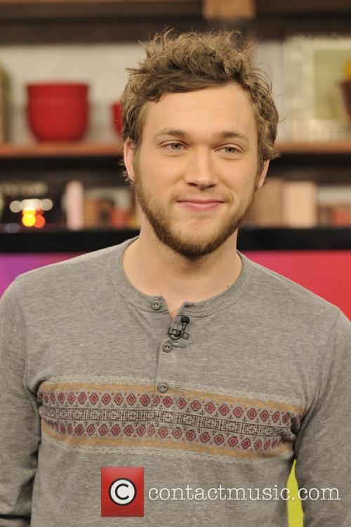 American Idol and Phillip Phillips 5