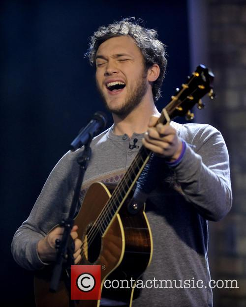 American Idol and Phillip Phillips 9