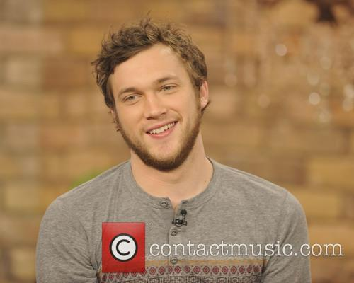American Idol Phillip Phillips appears on The Marilyn...