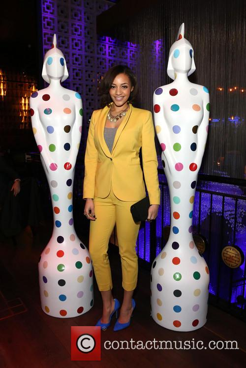 amal fashanu the official pre brit awards 2013 3513729
