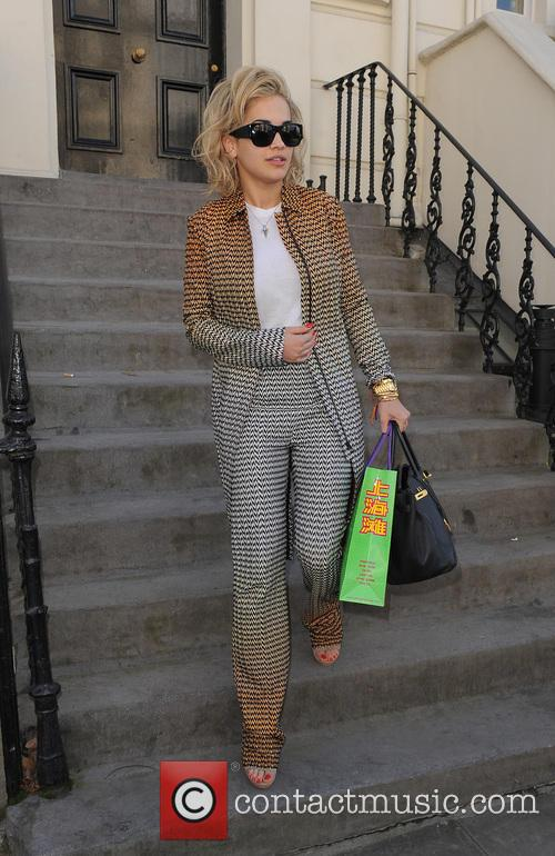 Rita Ora, Dave Gardner's House, Notting Hill
