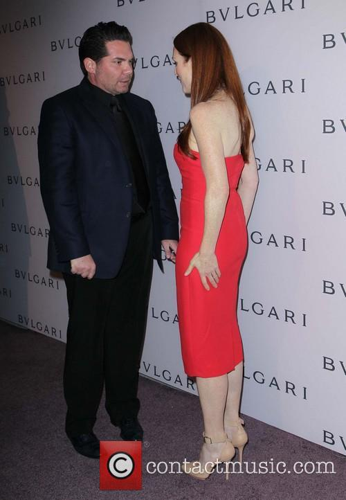 Andy Gelb and Julianne Moore 1