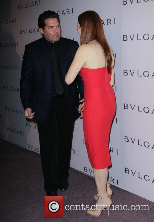 Andy Gelb and Julianne Moore 2