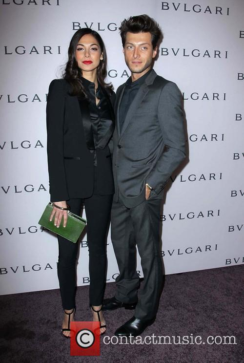 BVLGARI celebration of Elizabeth Taylor's collection of BVLGARI...