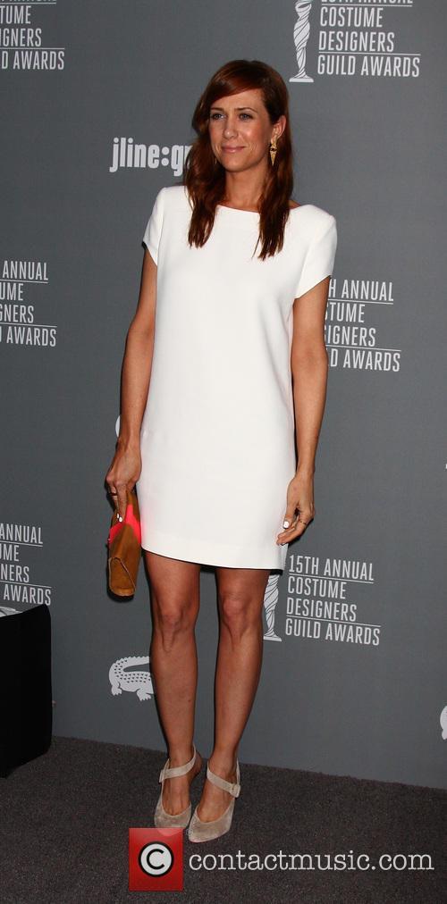 Kristen Wiig, Beverly HIlton Hotel