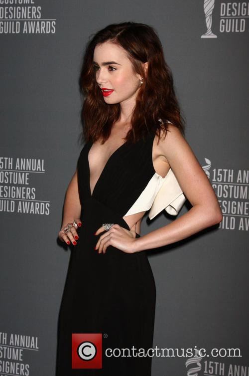 Lily Collins 2
