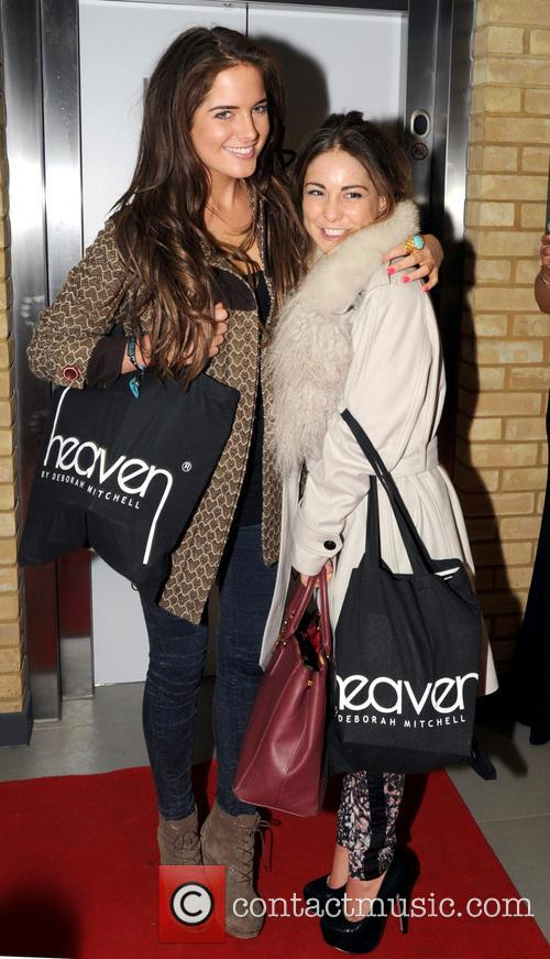 Alexandra Felstead and Louise Thompson 1