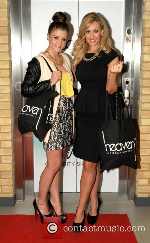 Brooke Vincent and Catherine Tyldesley 1