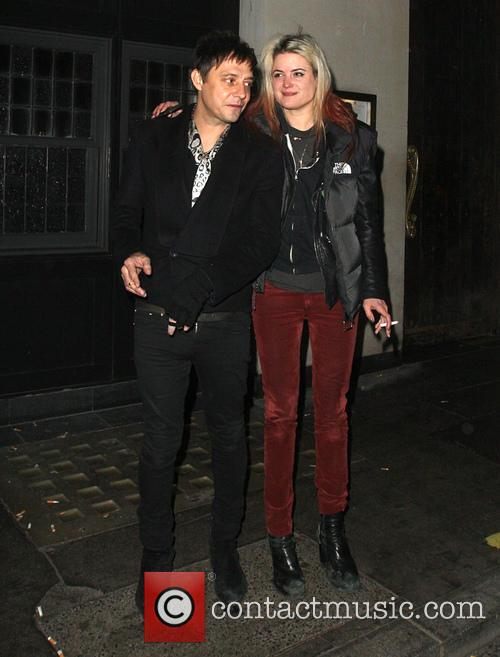 Jamie Hince and Alison Mosshart 1