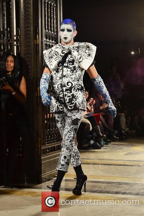 London Fashion Week - Autumn/Winter 2013 - Ziad...
