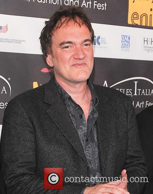 Quentin Tarantino is honored with the 'Screenwriter of the Year Award'