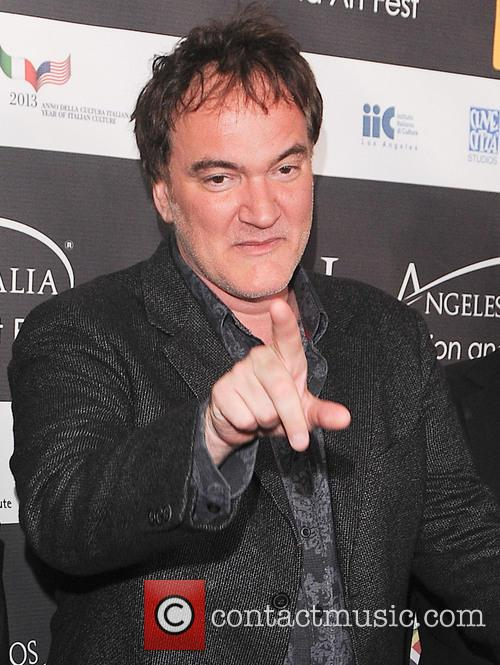 Quentin Tarantino is honored with the 'Screenwriter of...