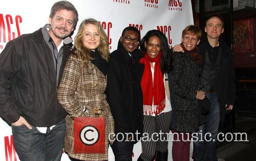Premiere after party for 'Really, Really' at Grove...