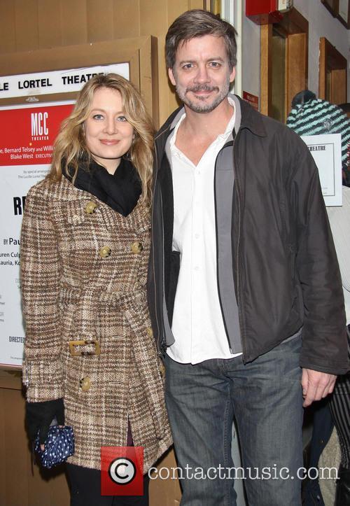 Jennifer Mudge and Chris Henry Coffey 1