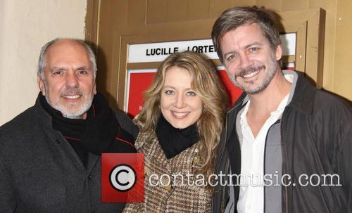 Michael Cristofer, Jennifer Mudge and Chris Henry Coffey 2