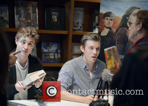 Max Irons and Jake Abel 4