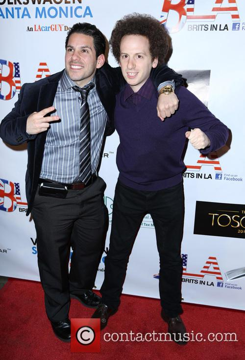 Mike Dusi and Josh Sussman 2