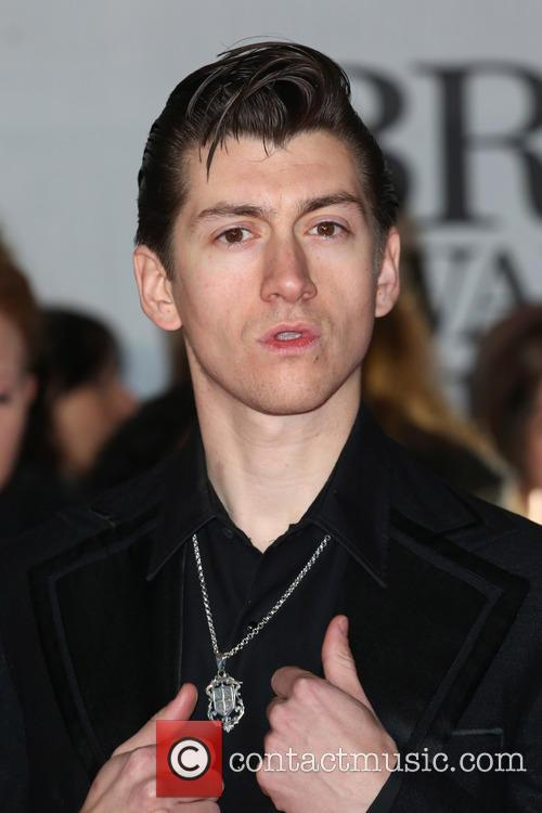 Alex Turner and Arctic Monkeys 8