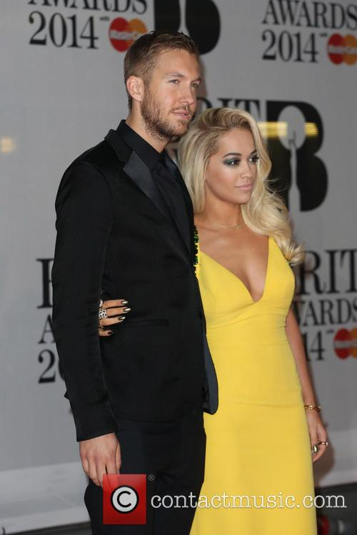 Calvin Harris and Rita Ora 3