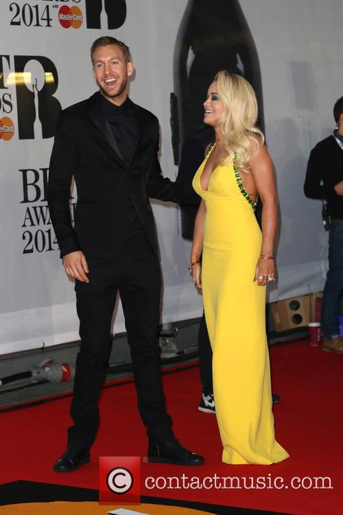 Calvin Harris and Rita Ora 4