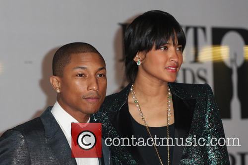 helen lasichanh pharrell williams the brit awards brits 4077454