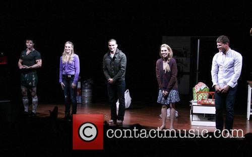 Premiere curtain call for 'Really, Really' at the...