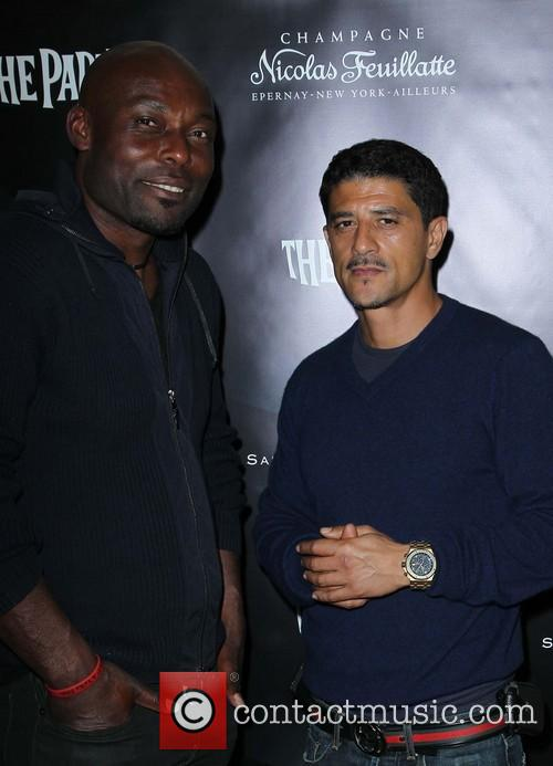 Jimmy Jean Louis and Said Taghmaoui 2