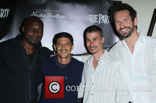 Jimmy Jean Louis, Said Taghmaoui and Sam Bobino 3