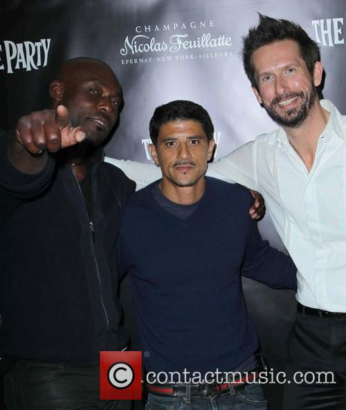 Jimmy Jean Louis, Said Taghmaoui and Sam Bobino 6
