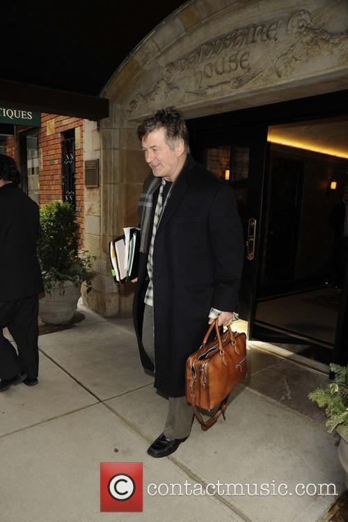 Alec Baldwin, New York