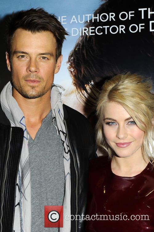 Josh Duhamel and Julianne Hough 5