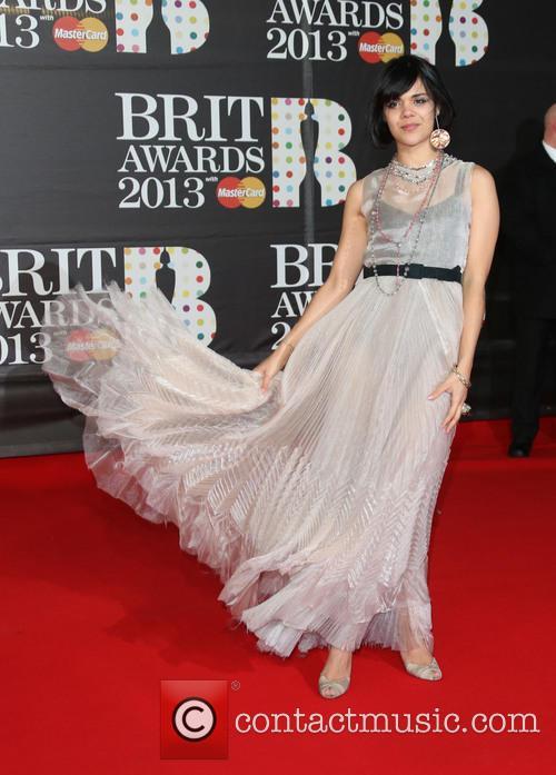 Bat for lashes, Natasha Khan, Brit Awards