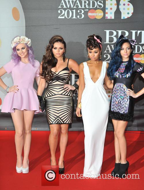 Perrie Edwards, Jesy Nelson, Leigh-anne Pinnock, Jade Thirlwall and Little Mix 3