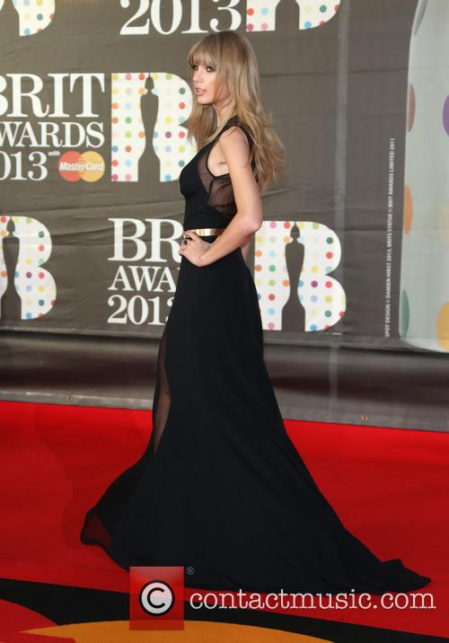 Taylor Swift, Brit Awards