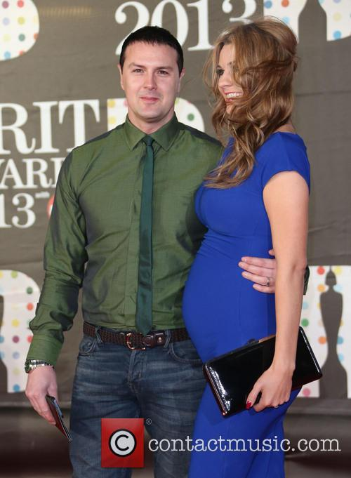 Paddy Mcguinness and Christine Martin 4