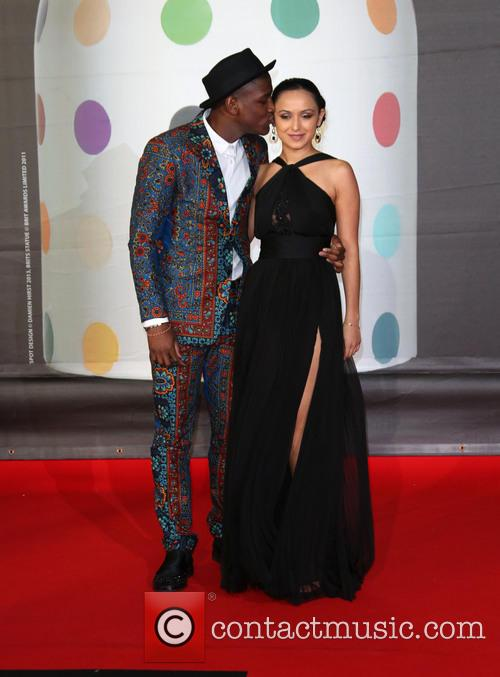 Labrinth, girlfriend, Brit Awards