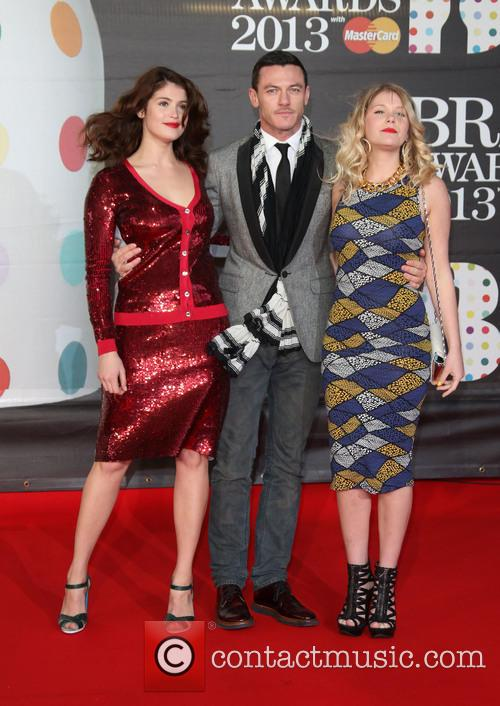 Gemma Arterton, Luke Evans and And Guest 9