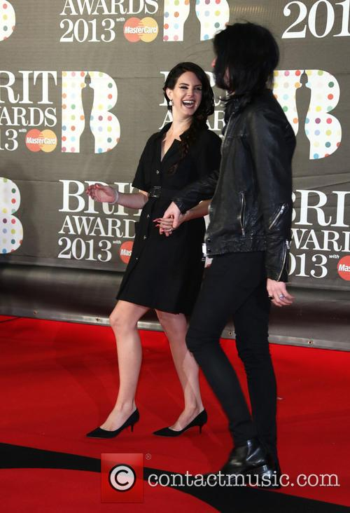Lana Del Rey and Boyfriend Barrie-james O'neill 6
