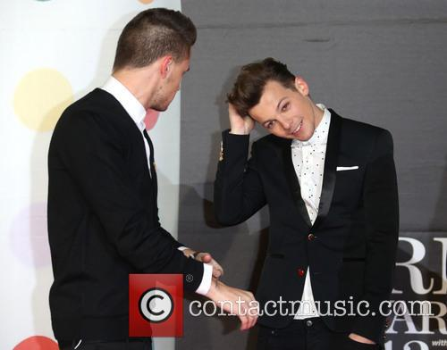 Liam Payne, Louis Tomlinson, Brit Awards