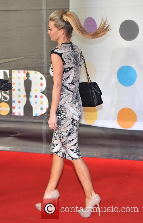 Denise Van Outen, Brit Awards