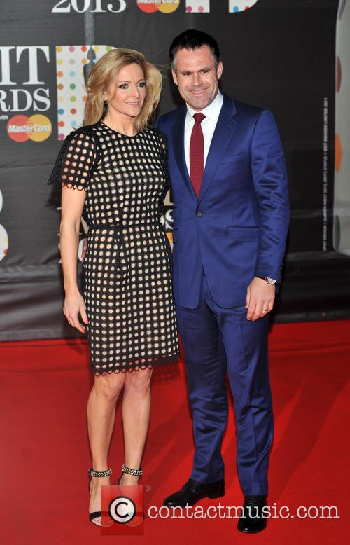 Gabby Logan and Kenny Logan 1