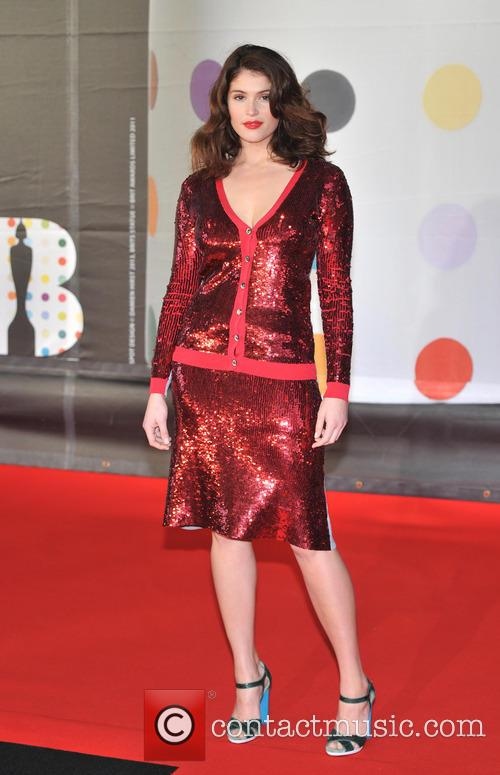 Gemma Arterton, Brit Awards
