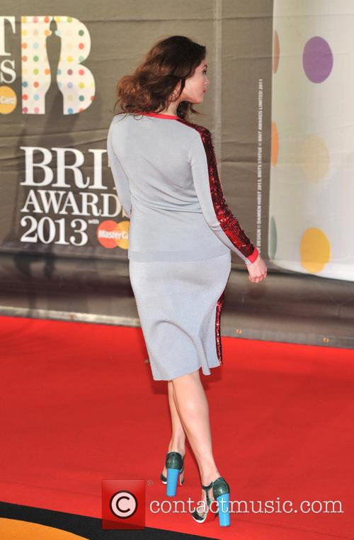 Gemma Arterton, Brit Awards