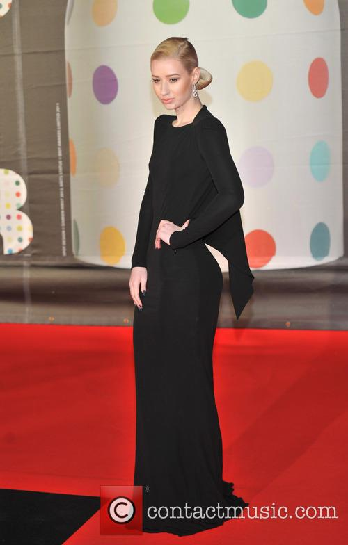 iggy azalea the 2013 brit awards 3516223