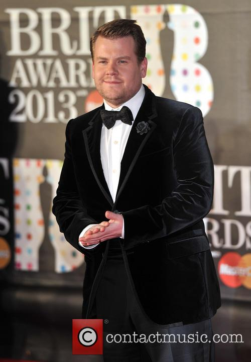 james corden the 2013 brit awards 3516288