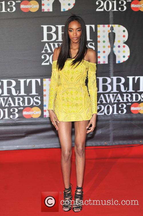 Jourdan Dunn, Brit Awards