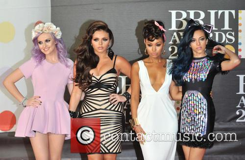 Perrie Edwards, Jesy Nelson, Leigh-anne Pinnock and Jade Thirlwall 6